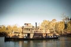 Gift Voucher - Evening Steaming Dinner Cruise - Redgums on PS Emmylou
