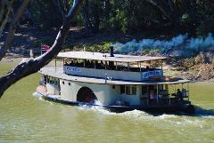 PS Canberra Cruise - 1 Hr Murray River Sightseeing
