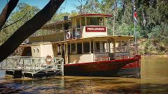 Easter Fireworks & Supper Cruise - Pride of the Murray