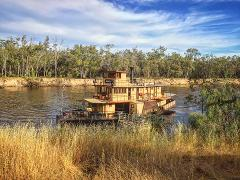 Gift Voucher - 3 Night Upper Murray Discovery Cruise - Price Per Cabin 2 People Sharing