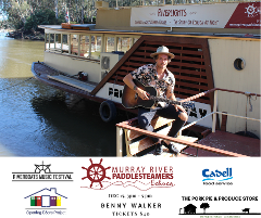 Opening Doors Moama Project Charity Cruise