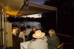 Winter Steaming Dinner Cruise - Redgums on PS Emmylou