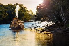 4 Night Upper Murray Explorer Cruise - 2 Adults Sharing