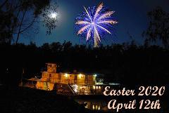 PS Emmylou - Easter Spectacular Fireworks Dinner Cruise