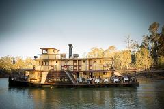 1 Night Upper Murray Experience Cruise - 2 Adults Sharing