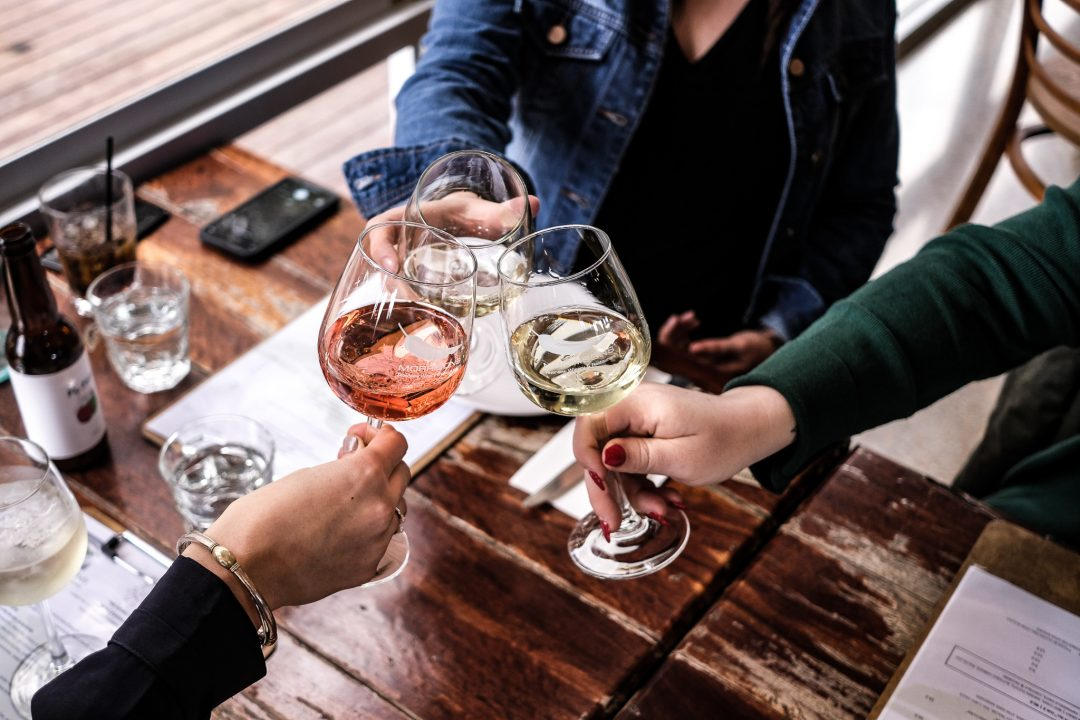 Wharf to Winery PREMIUM   River Cruise & Lunch Package