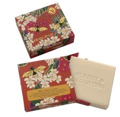 Boxed Soap - Frangipanni