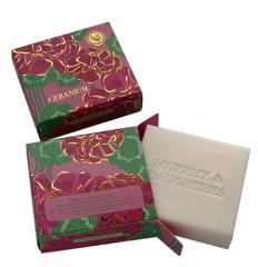 Boxed Soap - Geranium