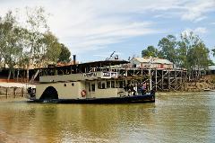 Gift Voucher - 1 Hr Murray River Cruise - PS Canberra