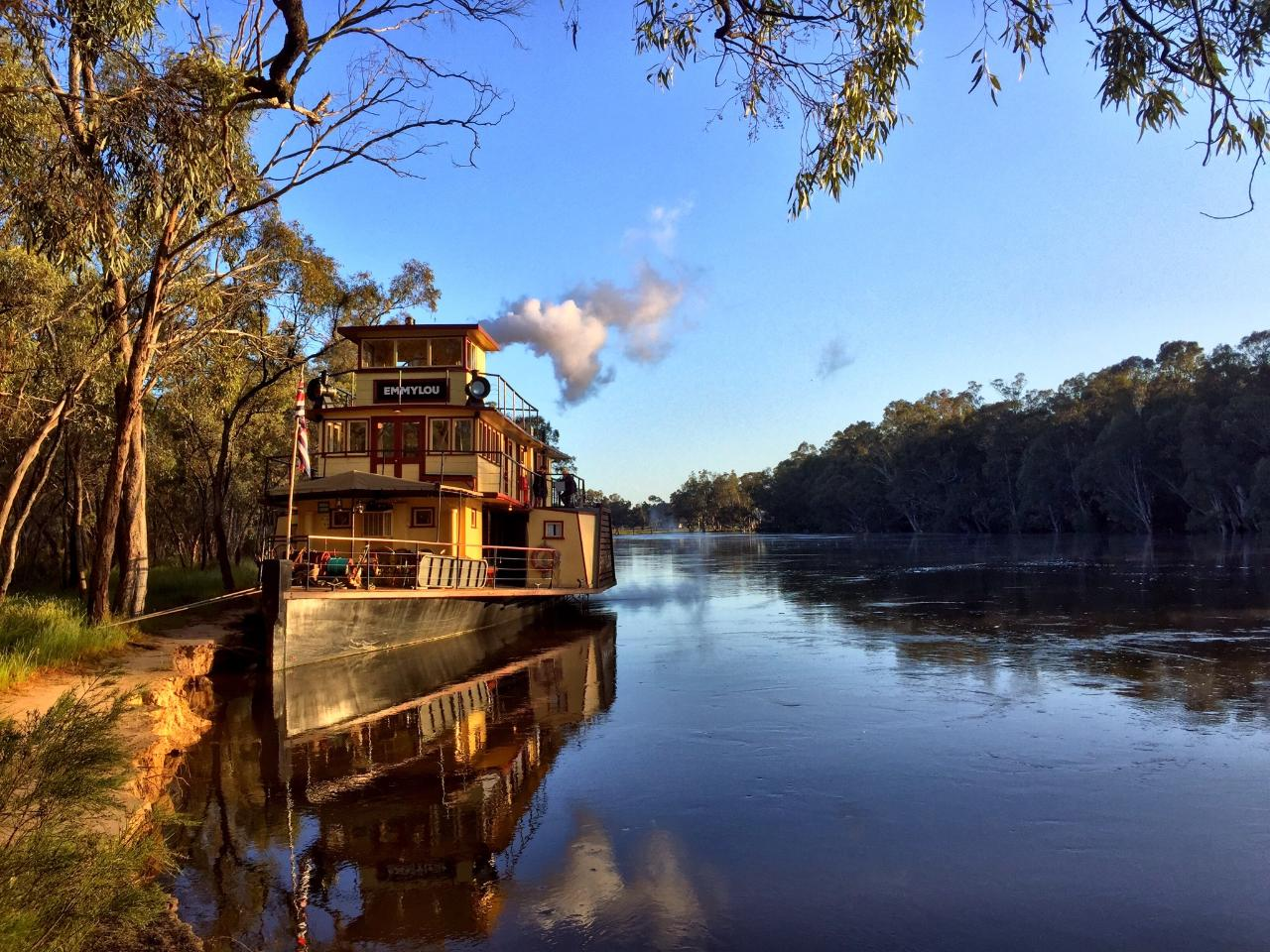 3 Night Upper Murray Discovery Cruise - Solo Traveller - Murray
