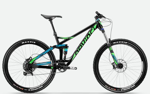 Devinci Troy NX Small