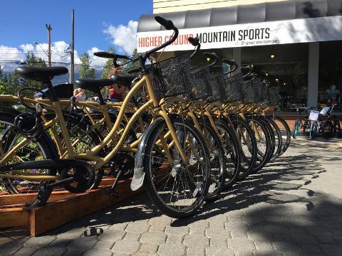 Townie Bikes