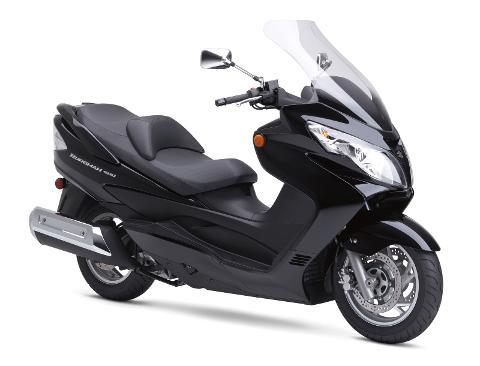 Suzuki Burgman 400cc Scooter Rental-Motorcycle License Required