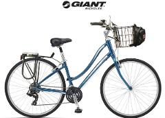 Shopping Bicycle Rental