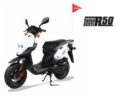 Standard XL Moped Rental-Car License Required