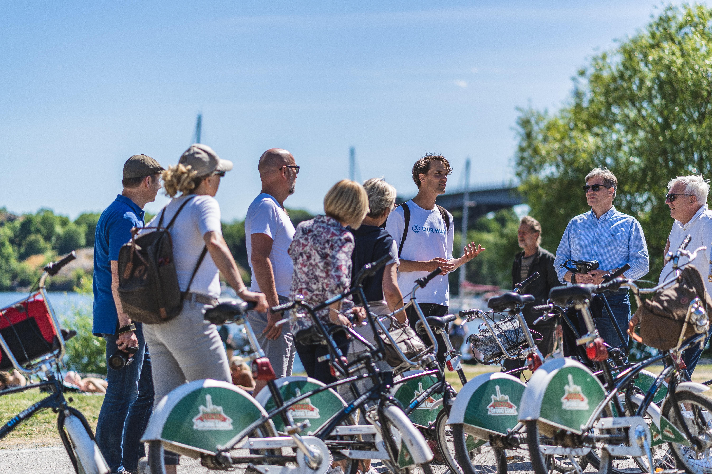 Viator Stockholm Bike Tour