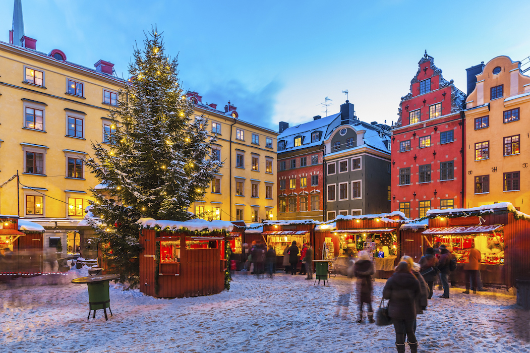 Buchen Weihnachtsstimmung (Private) (STO) | OURWAY Tours