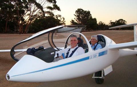 Glider Air Experience Flight