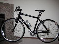 HYBRIDS   (Comfort Bikes)  21 Gears  with very cushy seats