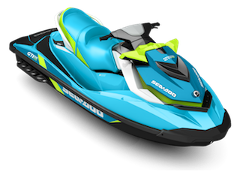 Guided Sea Doo Ride