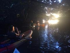 Sunset Paddle Tour