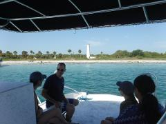 Egmont Key Private Family Boat Tour 3 HR