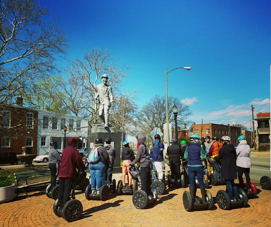 2 Hour Civil Rights Segway PT Tour