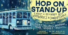 Hop On Stand Up Trolley