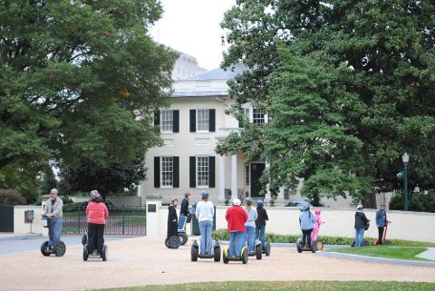 2 Hour Richmond Landmark Segway Tour