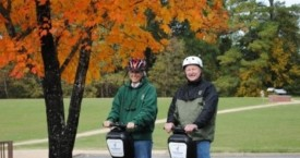 2 Hour Petersburg National Battlefield Segway PT Tour