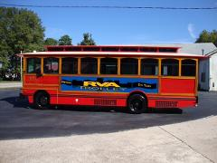 2 Hour Historic Trolley Tour