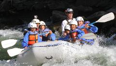 Half Day Lower Whitewater III-(IV)