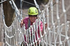 Whitewater Rafting and The Zipline Adventure Park in West Yellowstone