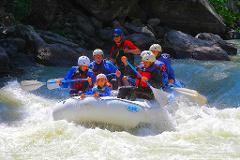 Private VIP Charter Rafting Adventure