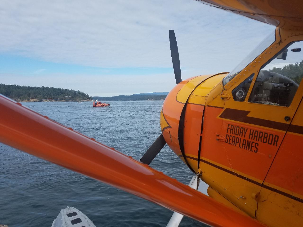 Friday Harbor Charter Flight