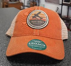 Friday Harbor Seaplanes Hat - Orange