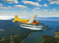 Private Seaplane Tour from Friday Harbor for up to 6 passengers
