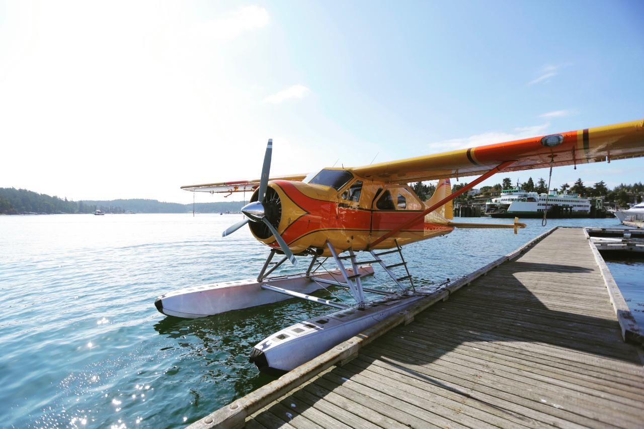 Seattle/San Juan Island Flights