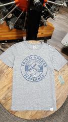 Friday Harbor Seaplanes T-Shirt Gray