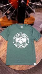 Friday Harbor Seaplanes T-Shirt Green