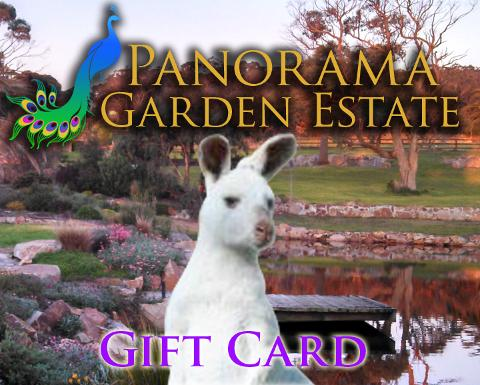 Gift Card - Panorama Garden Estate and Peninsula Hot Springs Day Tour