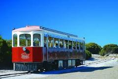 Rottnest Island Train and Tunnel Tour - Oliver Hill*