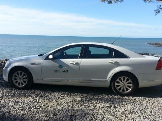 Northern Beaches to Cairns Airport - Luxury Sedan