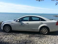 Northern Beaches to Cairns Airport - Luxury Sedan