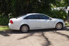 Cairns CBD to Cairns Airport - Luxury Sedan