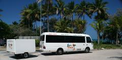 Port Douglas to Cairns Airport - 20 Seater