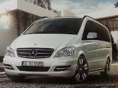Northern Beaches to Cairns Airport - Luxury 6 Seat Mercedes