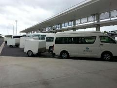 Cairns CBD to Cairns Airport Shuttle Bus
