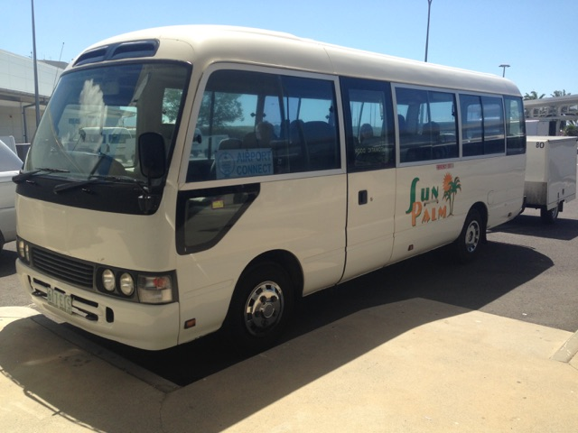 Northern Beaches to Cairns Airport Shuttle Bus