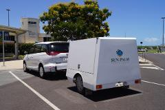 Cairns Airport to Port Douglas - Luxury 7 Seat Car
